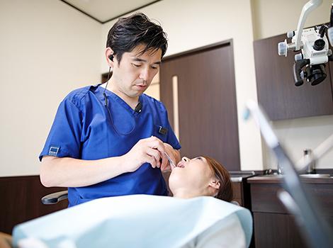 一般歯科 むし歯治療