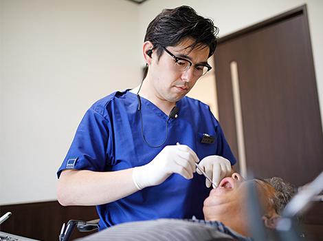一般歯科 歯周病治療